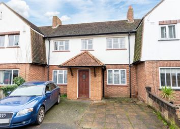 Thumbnail 2 bed cottage for sale in Florence Close, Walton-On-Thames, Surrey
