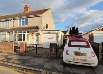 Thumbnail 2 bed end terrace house for sale in Bruce Street, Swindon