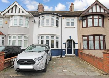Thumbnail 3 bed terraced house for sale in Conway Crescent, Chadwell Heath, Romford