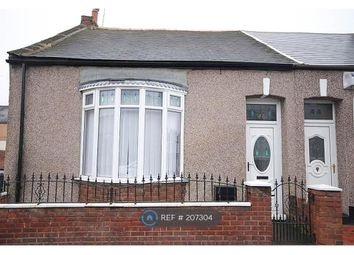 Thumbnail 2 bed end terrace house to rent in Hylton Street, Sunderland