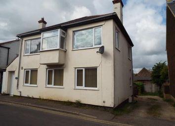 Thumbnail 3 bedroom link-detached house for sale in Downham Market, Norfolk