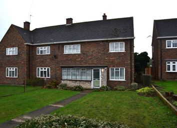 Thumbnail 3 bed semi-detached house for sale in Hayward Close, Crayford, Dartford