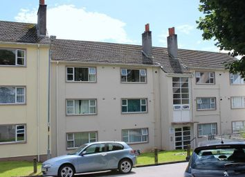 Thumbnail 2 bedroom flat for sale in Tregonissey Close, St. Austell