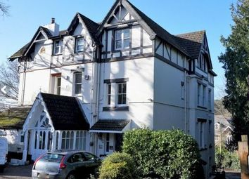 Thumbnail 1 bed duplex for sale in Bodorgan Road, Bournemouth