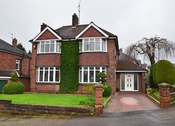 Thumbnail 4 bed detached house for sale in Allerton Road, Trentham, Stoke-On-Trent