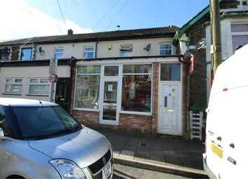 Thumbnail 3 bed terraced house for sale in Newport Road, Cwmcarn, Newport, Caerphilly