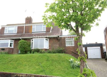 Thumbnail 4 bed semi-detached house to rent in Elsted Crescent, Brighton