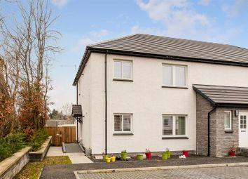 Thumbnail 2 bed flat for sale in Orchard Lane, Scone, Perth