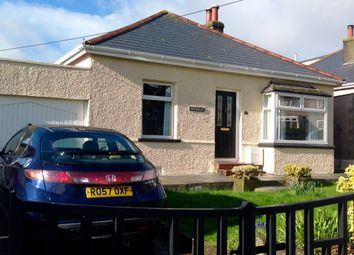 Thumbnail 4 bed detached bungalow for sale in Carbeile Road, Torpoint
