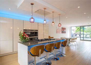 Thumbnail 5 bed detached house for sale in Grimsdyke Crescent, Arkley, Hertfordshire