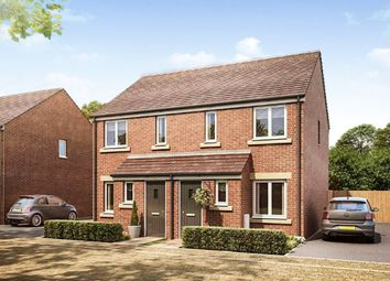 2 bed semi-detached house for sale in Kings Gate, Hathern Road, Shepshed, Loughborough LE12