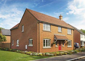 Thumbnail 4 bedroom detached house for sale in Barleythorpe Road, Oakham, Rutland
