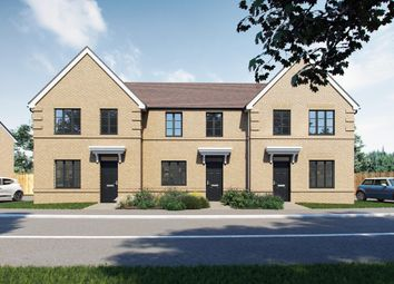 Thumbnail 3 bed end terrace house for sale in Larkinson Avenue, Biggleswade
