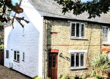 Thumbnail 3 bedroom end terrace house for sale in The Causeway, Burwell, Cambridge