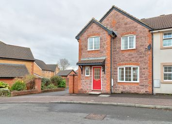 Thumbnail 3 bed terraced house for sale in Standfast Place, Taunton
