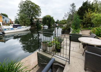 Thumbnail 4 bed detached house for sale in The Creek, Sunbury-On-Thames, Surrey