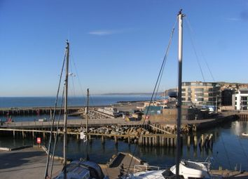 Thumbnail 1 bed flat for sale in Pier Terrace, West Bay, Bridport, Dorset