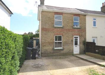 Thumbnail 2 bed semi-detached house for sale in Ridley Road, Winton, Bournemouth