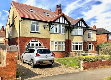 Thumbnail 5 bed semi-detached house for sale in St Annes Road, Headingley, Leeds