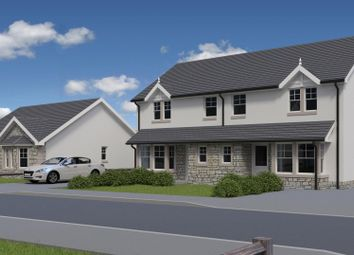Thumbnail 3 bed semi-detached house for sale in Rigg Road, Auchinleck, Cumnock