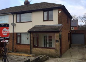 Thumbnail 3 bedroom semi-detached house to rent in Thirlmere Drive, Withnell