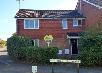 3 bed end terrace house for sale in Winterbourne Walk, Frimley, Surrey GU16