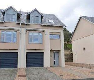 Thumbnail 4 bedroom property to rent in Gardens Road, Newburgh Cupar