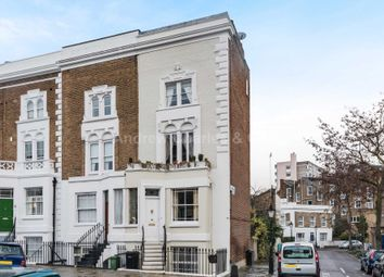 Thumbnail 3 bedroom terraced house to rent in Grafton Terrace, London
