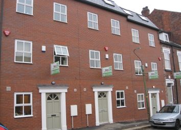 Thumbnail 5 bed terraced house to rent in Upper Hanover Street, Broomhall, Sheffield