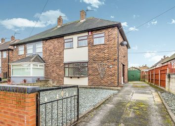 Thumbnail 3 bedroom semi-detached house for sale in Yateley Close, Bentilee, Stoke-On-Trent