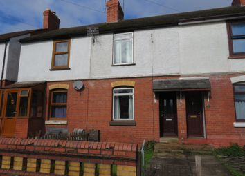 Thumbnail 3 bed terraced house for sale in Holland Gardens, Belmont Road, Hereford