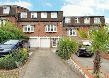 Thumbnail 4 bedroom town house for sale in Culloden Road, Enfield
