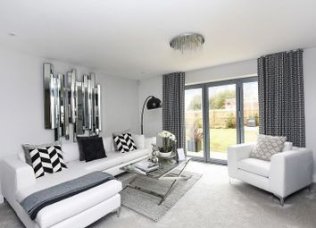 Thumbnail 4 bed semi-detached house to rent in The Crawford, Heyford Park, Bicester