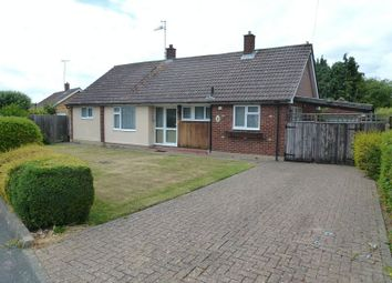 Thumbnail 3 bed bungalow for sale in Vicarage Close, Bookham, Leatherhead