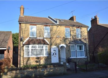 Thumbnail 3 bed semi-detached house for sale in Otford Road, Sevenoaks, Kent