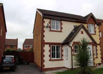 Thumbnail 2 bed property to rent in The Cornfields, Wick St Lawrence, Weston-Super-Mare