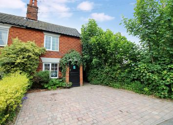 Thumbnail 2 bedroom semi-detached house for sale in Sunnyside, Diss