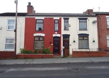 Thumbnail 2 bed terraced house to rent in Park Street, Manchester