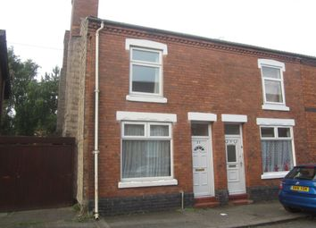 Thumbnail 2 bed terraced house for sale in Audley Street, Crewe