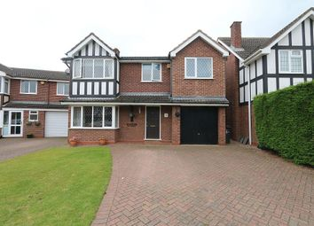 Thumbnail 5 bed detached house for sale in The Pines, Lichfield, Staffordshire