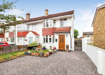 Thumbnail 4 bedroom end terrace house for sale in Manor Court, High Street, West Molesey