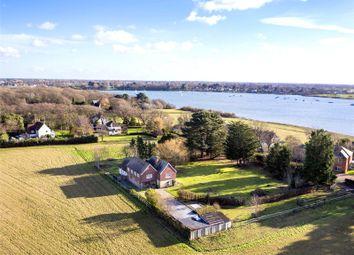 Thumbnail 6 bed detached house for sale in Bosham Hoe, Bosham, Chichester, West Sussex