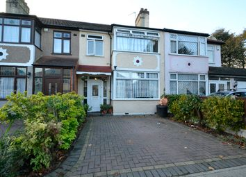 Thumbnail 3 bedroom terraced house for sale in Seabrook Gardens, Romford