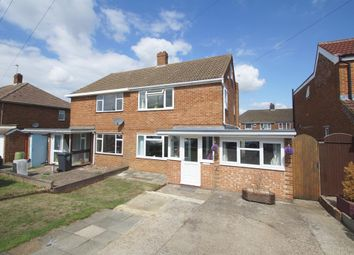 Thumbnail 4 bed semi-detached house for sale in Lunedale Road, Dartford