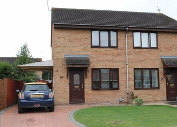 Thumbnail 2 bed semi-detached house to rent in Lineacre, Grange Park, Swindon, Wiltshire