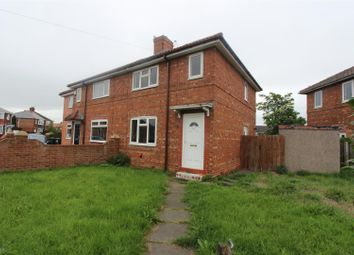 Thumbnail 2 bed semi-detached house for sale in Geneva Road, Darlington