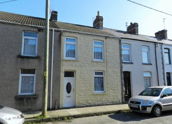 Thumbnail 3 bed terraced house for sale in Jenkin Street, Bridgend