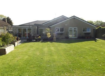 Thumbnail 4 bed detached bungalow for sale in Mountford Close, Wellesbourne, Warwick