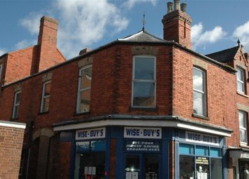 Thumbnail 2 bed flat to rent in Market Street, Spilsby
