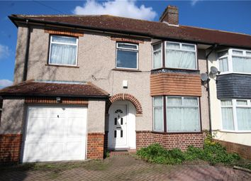 Thumbnail 4 bedroom semi-detached house for sale in Gilroy Way, Orpington, Kent